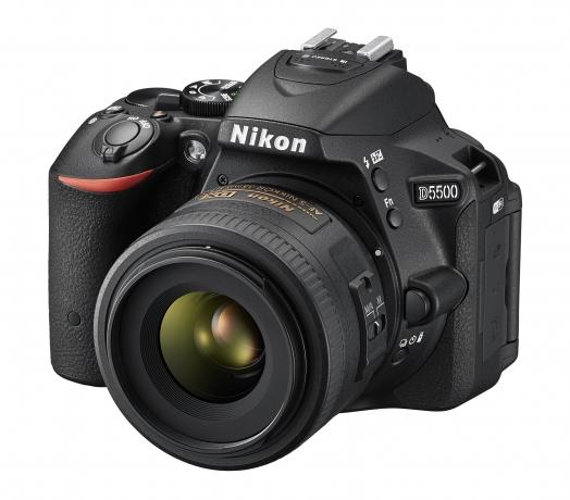 © Nikon - D5500