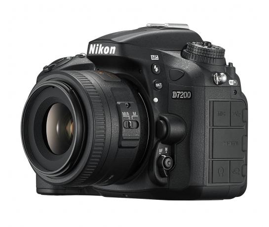 © Nikon - D7200