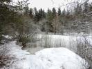 © Triin Leetmaa -  Valge lumi petab kaamera särimõõdikut, mistõttu kasutasin särikompensatsiooni +1 EV. Antud oludes osutus see siiski liiga suureks ja osa pildist on ülesäris. Kui P900 võimaldaks lisaks JPEG formaadile pildistada ka RAW formaati oleks säri korrige
