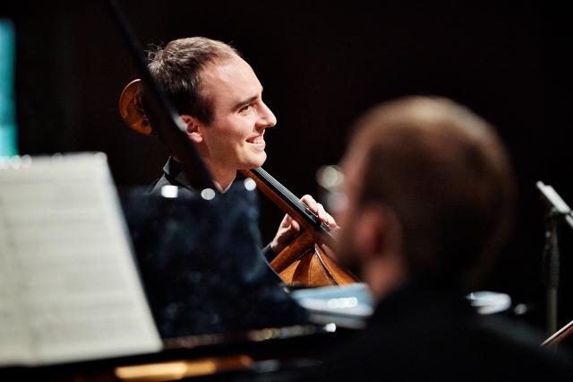 © Kaupo Kikkas -  Сложное освещение сцены 2, Vivo Piano Trio.
