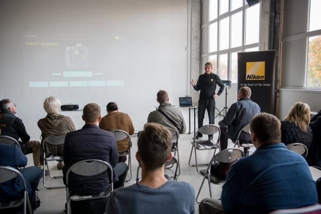 © Aivar Pihelgas -  D850 presentatsioon